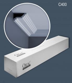 Orac Decor C400 LUXXUS 1 Karton SET mit 14 Stuckleisten 28 m