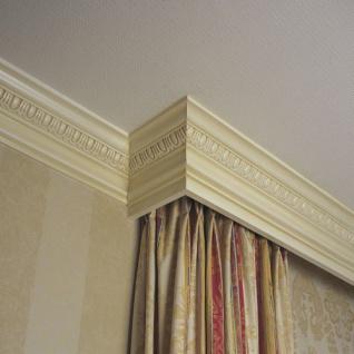Eckleiste Orac Decor C302F LUXXUS flexible Leiste Zierleiste Deckenleiste Stuckgesims Wand Dekor Leiste | 2 Meter - Vorschau 3