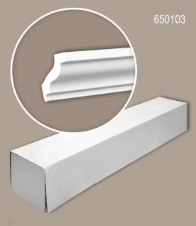 Profhome 650103 1 Karton SET mit 16 Eckleisten Zierleisten Stuckleisten | 32 m