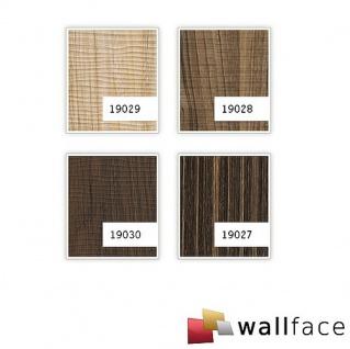 Wandpaneel Holz Optik Wallface 19027 Wenge Wood Holzdekor