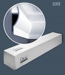 Orac Decor C372 LUXXUS 1 Karton SET mit 6 Eckleisten Stuckleisten | 12 m