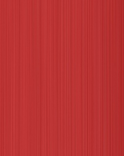 Uni-Tapete EDEM 598-24 Geprägte Tapete strukturiert mit Streifen matt rubin-rot karmin-rot 5, 33 m2