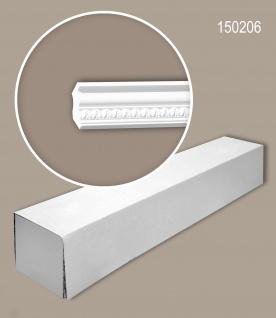 Profhome 150206 1 Karton SET mit 20 Eckleisten Stuckleisten Zierleisten   40 m