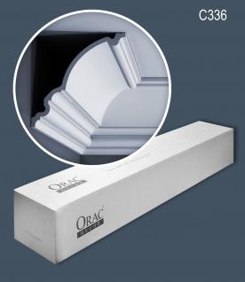 Orac Decor C336 LUXXUS 1 Karton SET mit 6 Stuckleisten 12 m