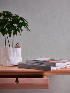 Stein Kacheln Tapete Profhome 952592-GU Vliestapete leicht strukturiert in Steinoptik matt grau 5, 33 m2 - Vorschau 3