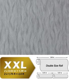 Geprägte Vliestapete EDEM 932-29 Dekorative Luxus 3D Präge perl-violett grau-lila blau-lila | 10, 65 qm