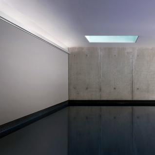 Stuck Zierleiste Orac Decor C358 LUXXUS Eckleiste für indirekte Beleuchtung gesims Deckenleiste | 2 Meter - Vorschau 3