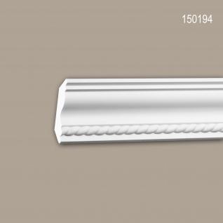 Profhome 150194 1 Karton SET mit 16 Eckleisten Zierleisten Stuckleisten | 32 m - Vorschau 2