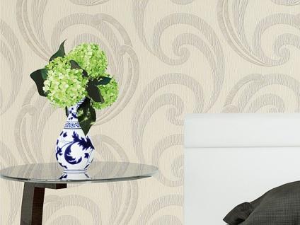 Grafik Vliestapete EDEM 915-35 XXL Designer Präge-Tapete geschwungene abstraktes Muster rot bronze gold 10, 65 qm - Vorschau 5