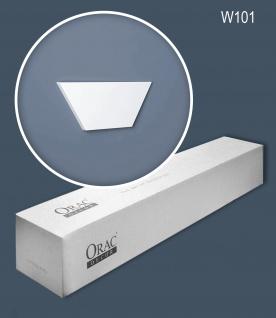Orac Decor W101 MODERN 1 Karton SET mit 10 Wandpaneelen Zierelementen | 0, 52 m2