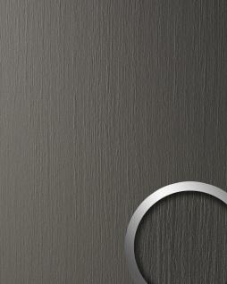 Wandverkleidung Paneel selbstklebend grau WallFace 12449 DECO SMOKE Wandpaneel Struktur-Dekor Design 2, 60 qm