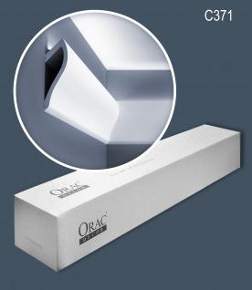 Orac Decor C371 LUXXUS 1 Karton SET mit 8 Eckleisten Stuckleisten 16 m