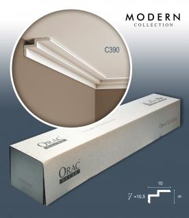 Orac Decor C390 MODERN 1 Karton SET mit 10 Eckleisten Zierleisten | 20 m