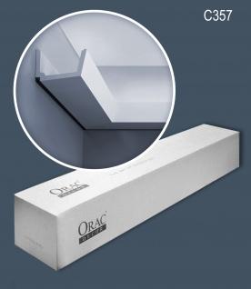 Orac Decor C357 LUXXUS 1 Karton SET mit 8 Stuckleisten 16 m