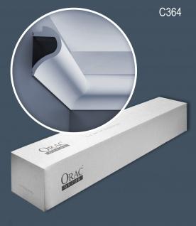 Orac Decor C364 LUXXUS 1 Karton SET mit 7 Stuckleisten 14 m