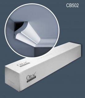 Orac Decor CB502 BASIXX 1 Karton SET mit 10 Stuckleisten Eckleisten 20 m