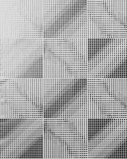 Retro Tapete EDEM 85071BR30 Tapete leicht strukturiert mit grafischem Muster und Metallic Effekt weiß silber-grau silber 5, 33 m2