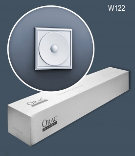 Orac Decor W122-box 1 Karton SET mit 8 3D Wandpaneelen Zierelementen 0, 88 m2