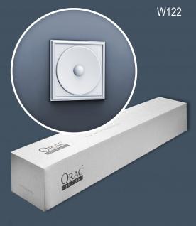 Orac Decor W122-box 1 Karton SET mit 8 3D Wandpaneelen Zierelementen 0, 89 m2