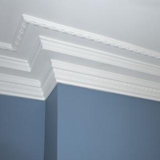 Stuck Wandleiste Orac Decor P1020 LUXXUS Friesleiste Stuckleiste Wand Dekor Profil Zierleiste Wand mit Relief 2 Meter - Vorschau 5