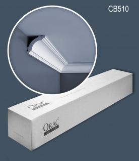 Orac Decor CB510 BASIXX 1 Karton SET mit 10 Stuckleisten Eckleisten 20 m