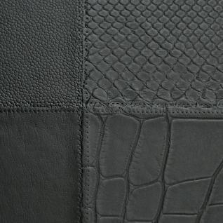 1 MusterstÜck S-15031-sa Wallface Collage Nero Leather Collection   Wandpaneel Muster In Ca. Din A4 Größe - Vorschau 2