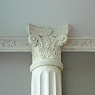 Stuck Zierleiste Orac Decor C201 LUXXUS Eckleiste leiste Profilleiste dekor Decken Wand Leiste | 2 Meter - Vorschau 3