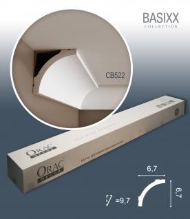 Orac Decor CB522 BASIXX 1 Karton SET mit 20 Stuckleisten | 40 m