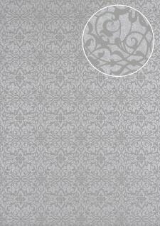 Barock Tapete Atlas Pri 498 4 Vliestapete Glatt Mit Ornamenten