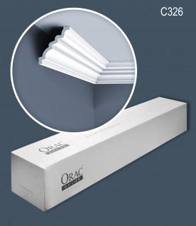 Orac Decor C326-box 1 Karton SET mit 15 Eckleisten Zierleisten | 30 m