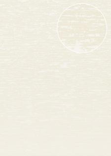 Exklusive Luxus Tapete Atlas COL-552-4 Vliestapete strukturiert im Used Look schimmernd creme-weiß 5, 33 m2