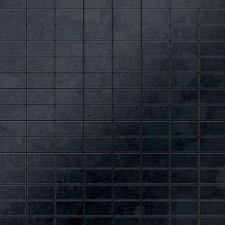 Mosaik Fliese massiv Metall Rohstahl gewalzt in grau 1, 6mm stark ALLOY Bauhaus-RS 1, 05 m2