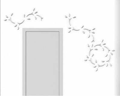 Stuckgesims von Orac Decor G78 Lily Ulf Moritz LUXXUS Zierelement Stuckprofil klassisches Wand Dekor Element weiß - Vorschau 5