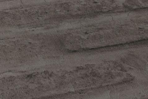 Stein Kacheln Tapete Profhome 374223-GU Vliestapete glatt in Steinoptik matt grau schwarz 5, 33 m2 - Vorschau 3