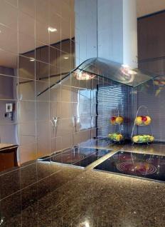 Mosaik Fliese massiv Metall Edelstahl hochglänzend in grau 1, 6mm stark ALLOY Century-S-S-M 0, 5 m2 - Vorschau 4