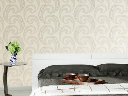 Grafik Vliestapete EDEM 915-35 XXL Designer Präge-Tapete geschwungene abstraktes Muster rot bronze gold 10, 65 qm - Vorschau 4