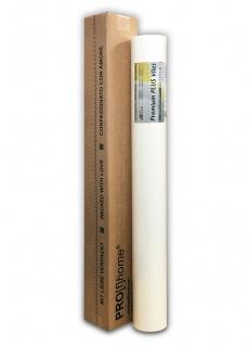 Armierungsvlies Profi-Renoviervlies 160 g Profhome PremiumVlies PLUS rissüberbrückende überstreichbare Vliestapete weiß | 25 m2 Rolle