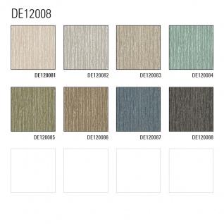 Streifen Tapete Profhome DE120082-DI heißgeprägte Vliestapete geprägt mit Streifen glänzend creme weiß 5, 33 m2 - Vorschau 2