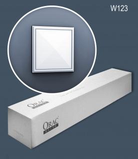 Orac Decor W123-box 1 Karton SET mit 8 3D Wandpaneelen Zierelementen 0, 88 m2