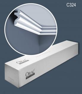 Orac Decor C324-box 1 Karton SET mit 16 Eckleisten Indirekte Beleuchtung 32 m
