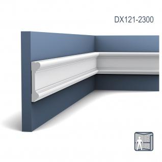Türumrandung Stuck Orac Decor DX121-2300 LUXXUS Zierleiste Wandleiste Rahmen Dekor Element Leiste | 2, 30 Meter