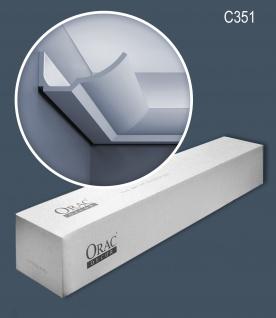 Orac Decor C351 LUXXUS 1 Karton SET mit 8 Stuckleisten 16 m