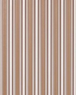 Streifen Tapete EDEM 825-23 hochwertige geprägte Tapete brilliante farben schoko-braun weiß braun grau 70 cm
