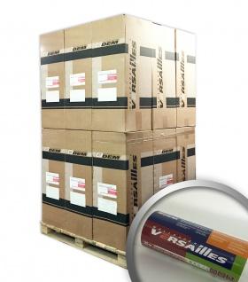 Malervlies 60 g Anstrichvlies glatte überstreichbare Vliestapete Untertapete Vlies-Gewebe weiß | 1 Pal. 7632 qm 288 Rol.