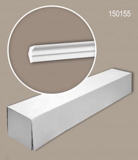 Profhome 150155 1 Karton SET mit 35 Eckleisten Stuckleisten Zierleisten | 70 m