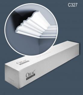 Orac Decor C327-box 1 Karton SET mit 8 Eckleisten Zierleisten | 16 m