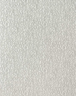 EDEM 206-40 Dekorative Struktur Schaum-Tapete weiß crash putz optik | 71 qm - 1 Kart. 9 Rollen - Vorschau 2