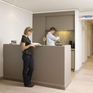 Sockelleiste Fußleiste von Orac Decor SX125 AXXENT Profilleiste Wand Boden Leiste mit Kabelschutz Funktion | 2 Meter - Vorschau 3