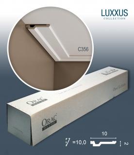 Orac Decor C356 LUXXUS 1 Karton SET mit 14 Stuckleisten | 28 m
