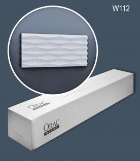 Orac Decor W112-box 1 Karton SET mit 9 3D Wandpaneel Zierelement   18 m